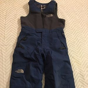 North Face snow pants - Size 2 Toddler